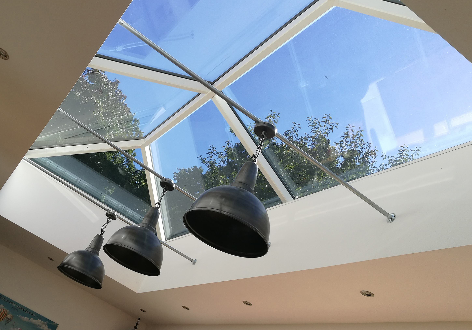 oxted exact roof lantern