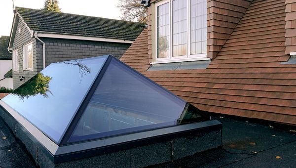 EXACT Woking Pure glass roof lantern 02