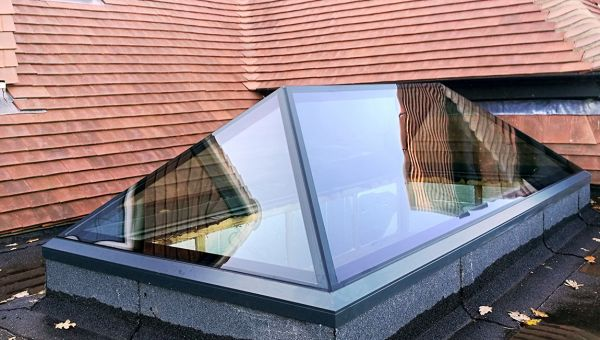 EXACT Woking Pure glass roof lantern 03