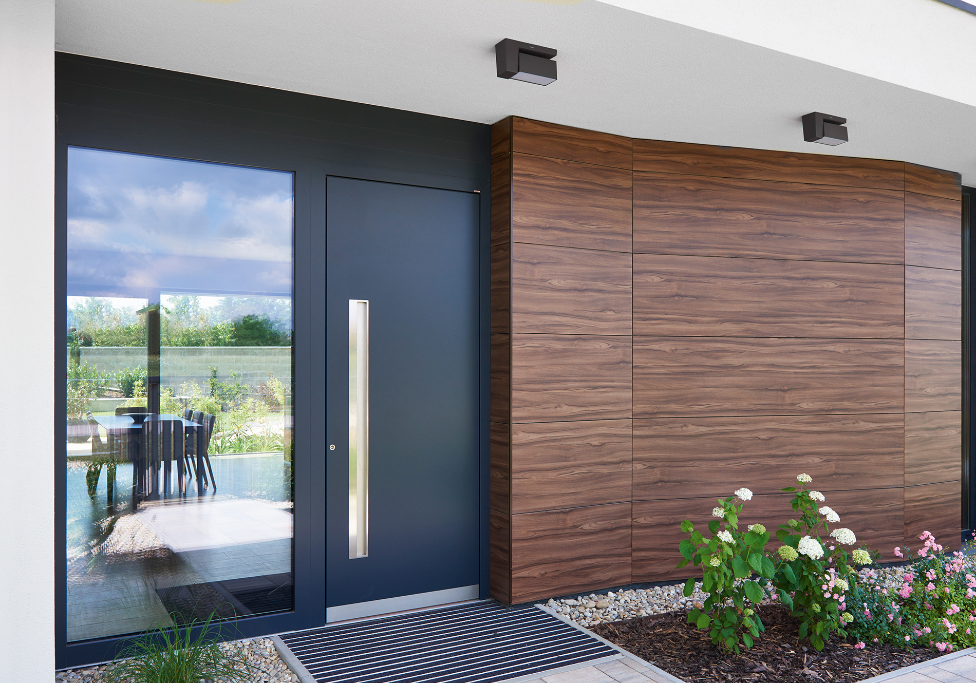 Internorm residential door