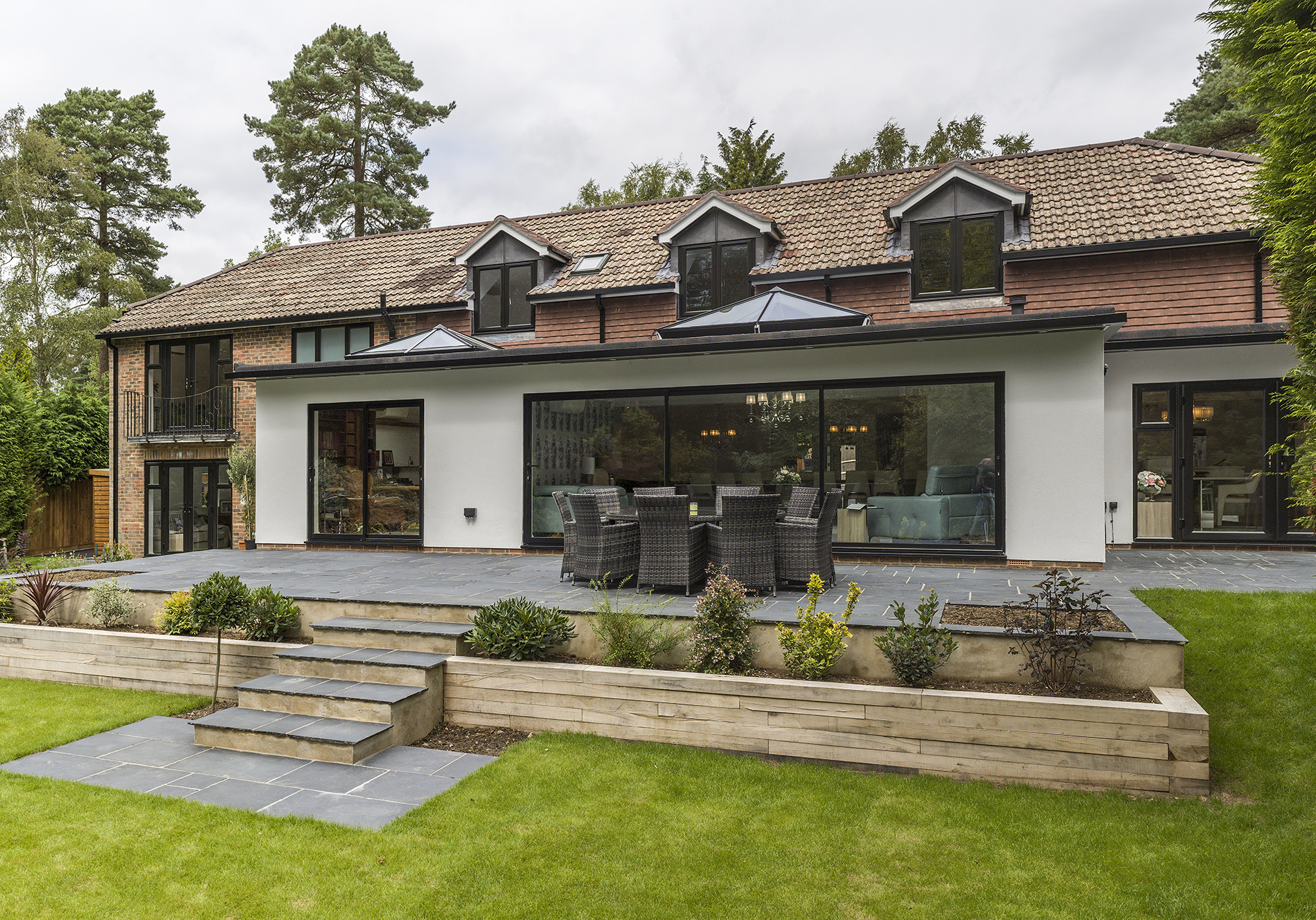 kigswood firs sliding and bifold doors case study