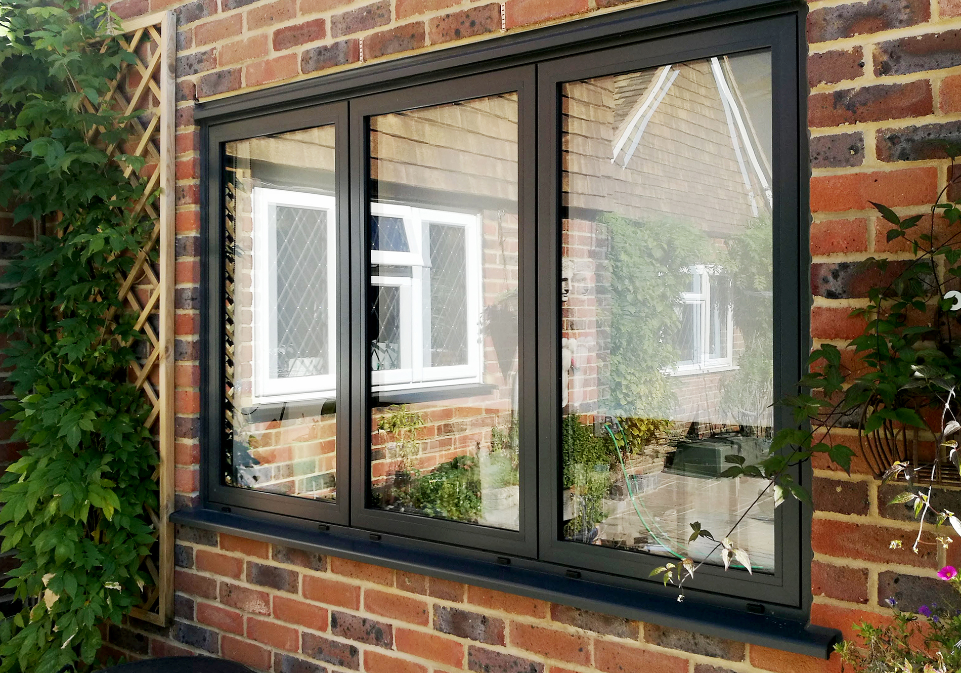aluminium window oxted