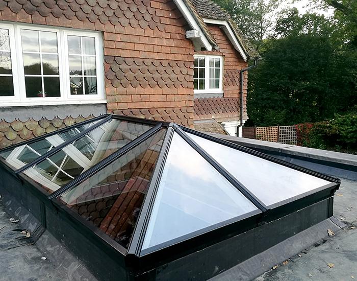 Xact Aluminium Roof Lantern Xact Xact